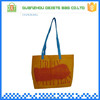 Wholesale colorful 80g non woven mexican shopping bags