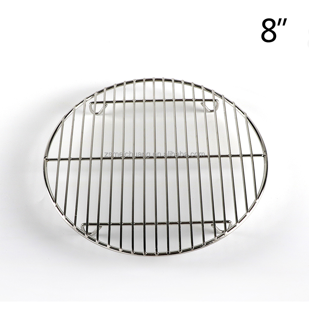 304 stainless steel steam basket steamer rack