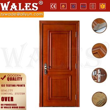 High Quality Modern House Single Main Entrance Gate Design Door