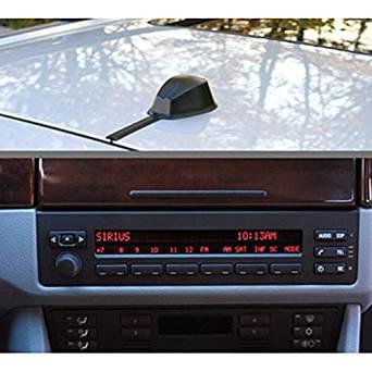 BMW SIRIUS XM Satellite Radio Sirius XM Receiver - 3 Series 2005/ X3 SAV 2006-2010/ X5 SAV 2005-2006/ Z4 Models 2005-2008/ 3 Series Convertible 2006/ 3 Series Coupes 2006/ 3 Series Sport Wagons 2006