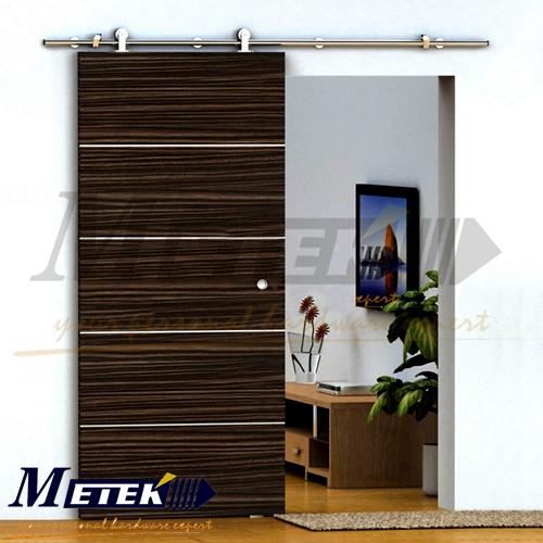 Venta al por mayor puertas correderas de madera para for Puerta corredera interior madera