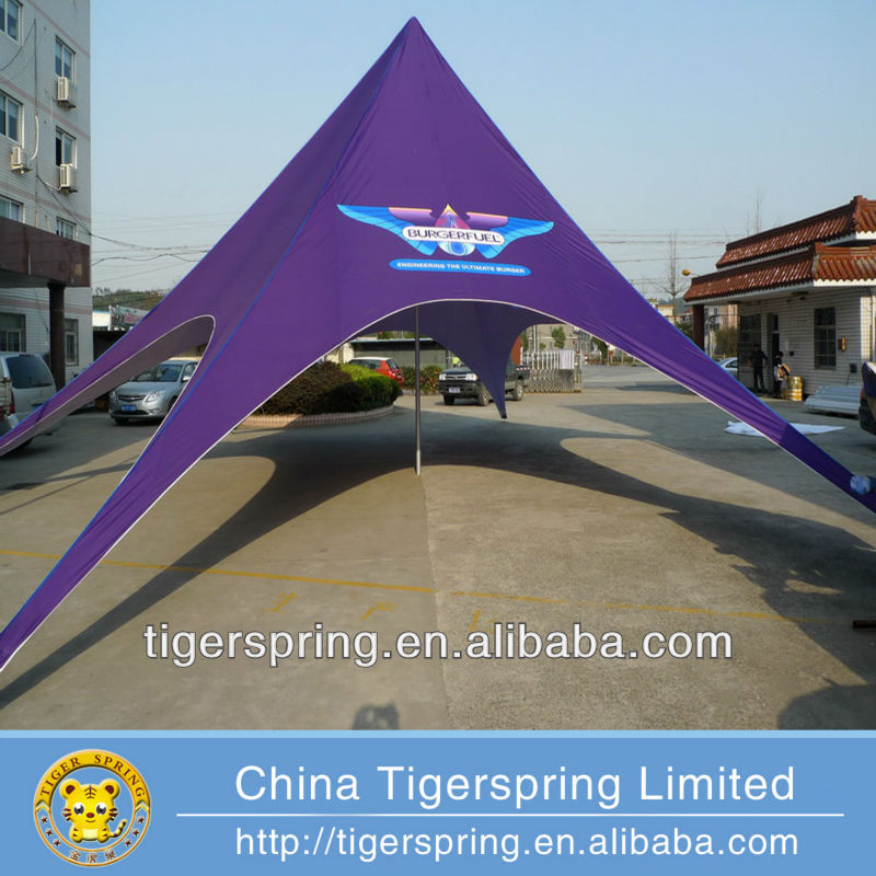 Good quality star shaped tent