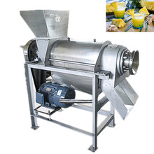Commercial Automatic juicer/orange juice extractor machine/tomato juice screw juicer