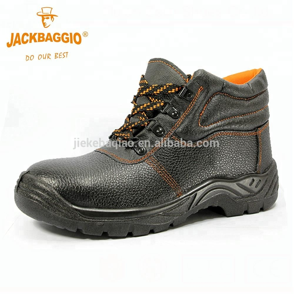lace up in well known wide range Iron Steel Non Slip Safety Personal Protective Men Cheap Basic ...