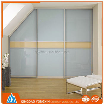 Simple Bedroom Wardrobes best designs luxury simple bedroom printed wardrobe sliding doors