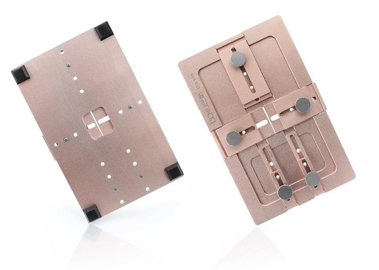 BAKU ba-688 Mobile Phone Repair Equipment High Precision Metal LCD Lamination frame Mold for iphone (13).jpg