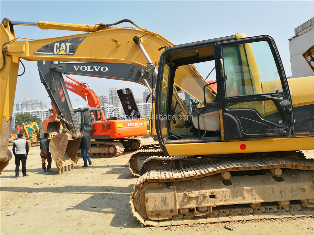 New arrival Original Japan used 320c 320d crawler excavator, good condition and high quality