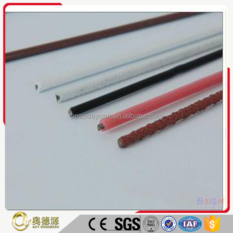 PVC/plastic coated tie/iron/metal wire with ISO certificate