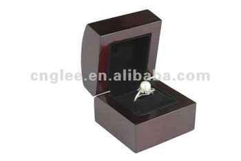 Unique High Quality Wood Wedding Ring Case Buy Ring CaseWedding