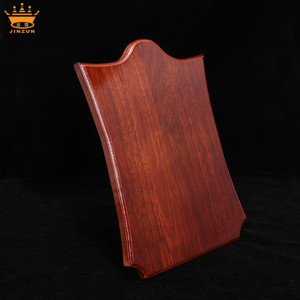 Good market wholesale high quality cheap custom awards laser blank shield blank wooden plaque souvenir award