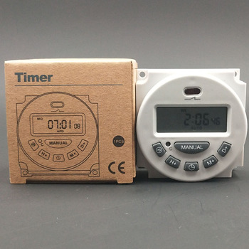 L701 Cycle timer microcomputer controlled time switch 12V passive timing switch 12V24V110V