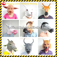 Fox Masquerade Mask Real Animal Masks