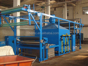 Four burners liquefied gas Singeing Machine