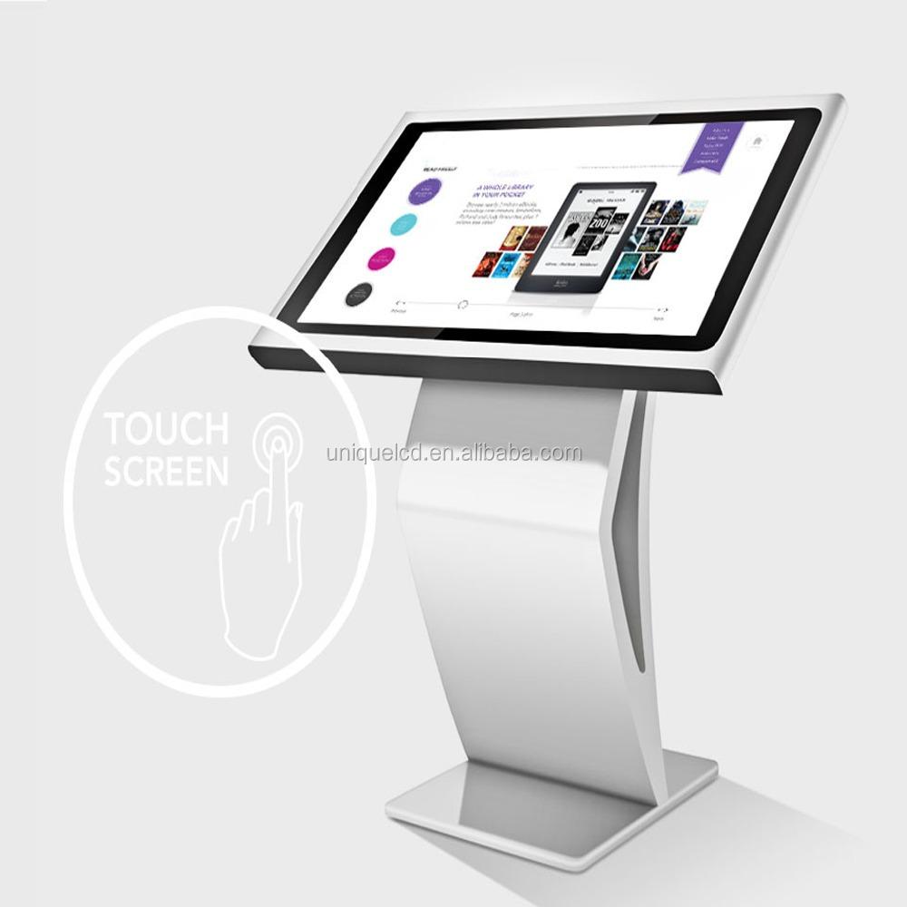 Tương tác full hd 1080 p 42 inch màn hình cảm ứng kiosk tất cả trong một pc