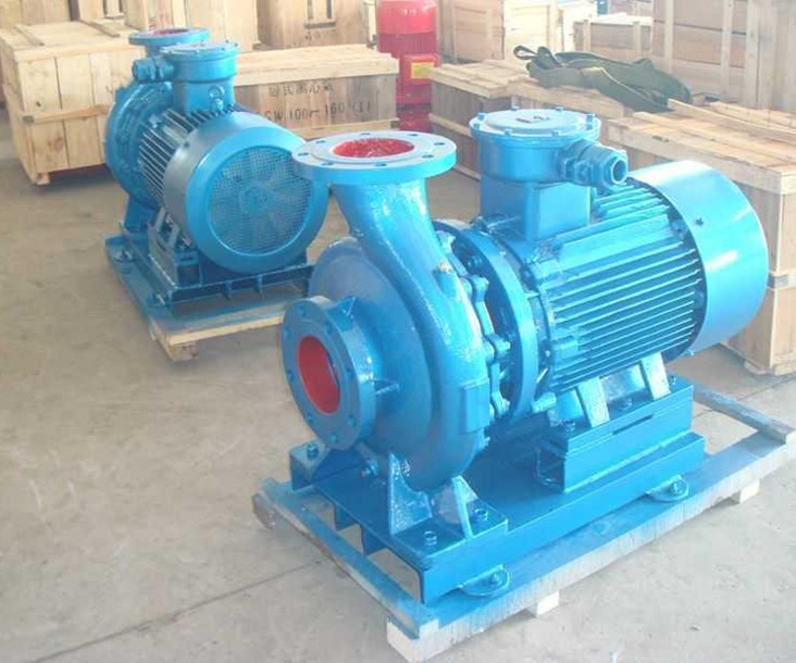 Complete centrifugal pump with electric motor and base for Electric motor base plate