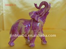 2012 The New Resin Elephant Decoration