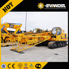 XCMG 55 ton QUY55 mini crawler crane price for construction and port use