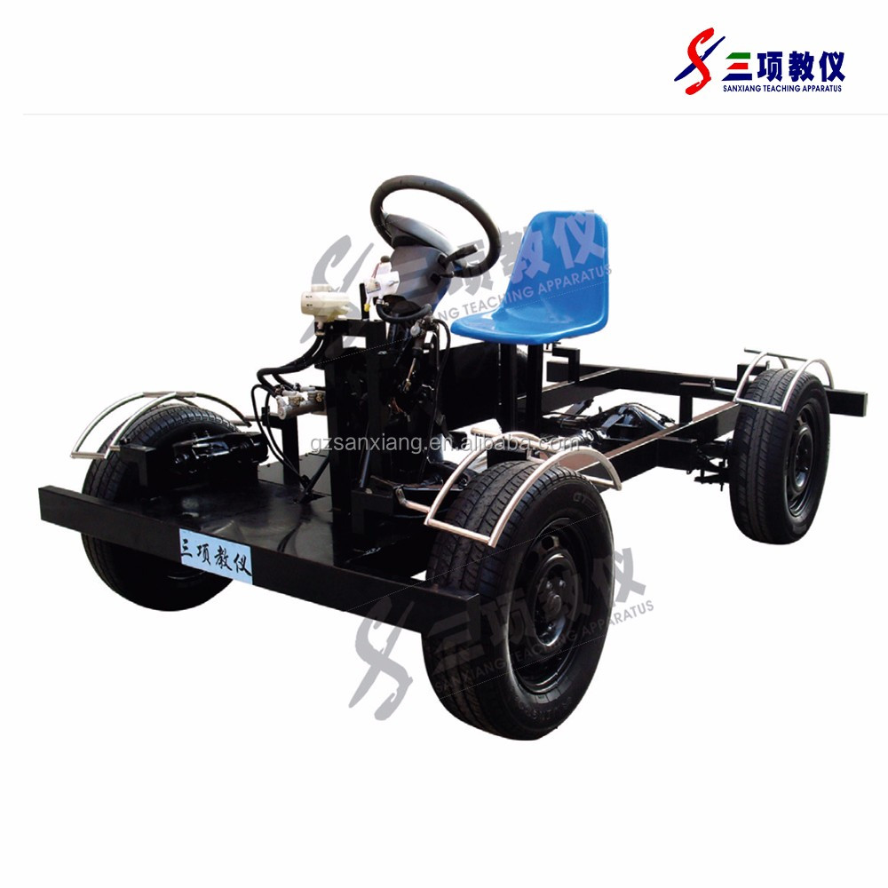Auto volkswagen dual clutch automatic transmission using for school educational platform