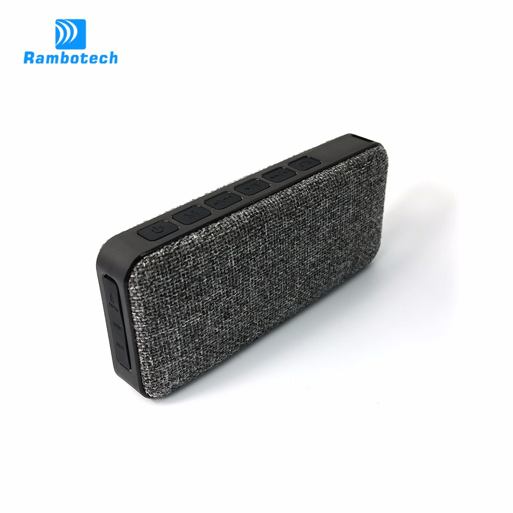 Cheap wholesale Good quality Portable mini Bluetooth Speaker 2017 for Smartphone Computer RS600
