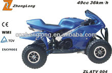 2017 NEW kids 50cc quad 4x4 atv bikes 4 wheeler