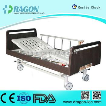 dw-bd186 medline semi electric hospital bed manual nursing bed