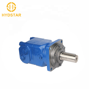 BMT500/OMT500 Hydraulic String Orbit Motor For Slewing mechanism