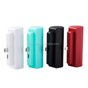 China supplier consumer electronics portable wireless emergency 3000mah mini power bank