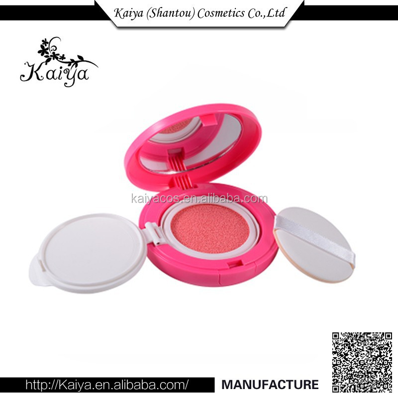 OEM Cosmetic Makeup Wholesale Waterproof Makeup Base Cream Miss Rose Blusher