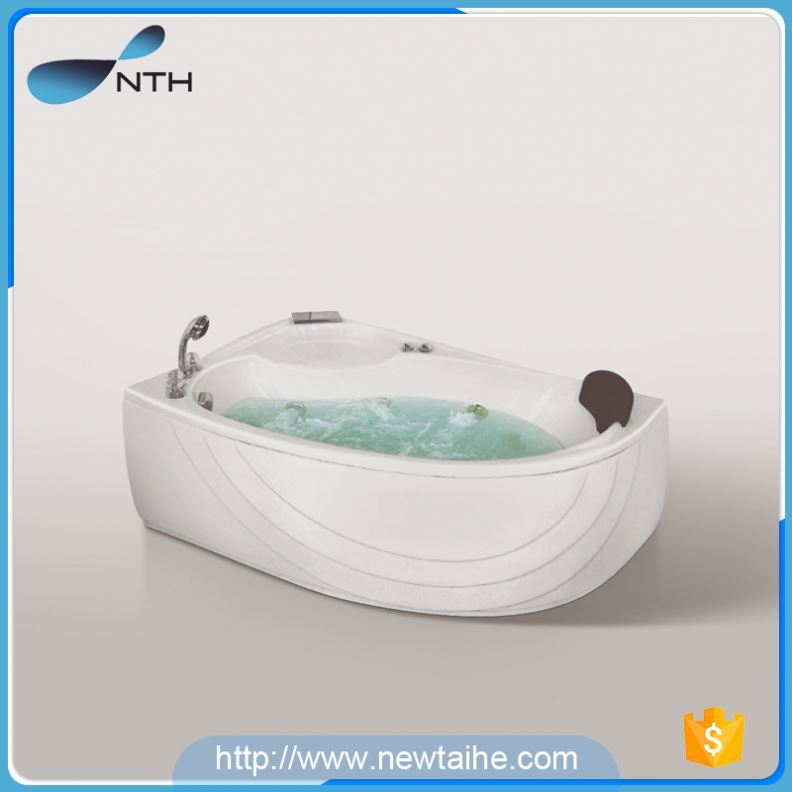NTH 2017 hot sale beauty suite one adult wooden bath manufacturer
