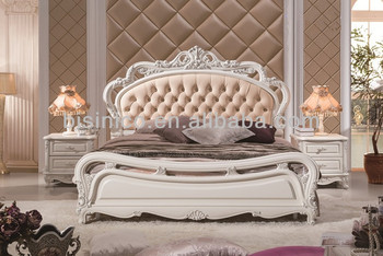 exquisite bedroom set. Elegant Wooden Bedroom Furniture  Exquisite Wood Carved Set Button Tufted Upholstery Solid