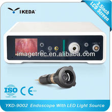 Ykd-9002 ccd sony video flessibile veterinario colonscopio endoscopio sistema di telecamere