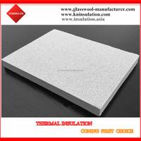 Fiber Glass Wool Ceiling Tile