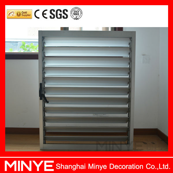 Adjustable plantation shutter louvers exterior shutter with decorative buy plantation shutter for Exterior window weather protection