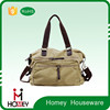 Hot Sale High Quality Cheap Multifunctional Utility Promotional Fashion Women Waterproof Nylon Handbag Composite Bag