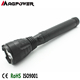 High lumens army torch light flashlight cree China led torch light manufacturers