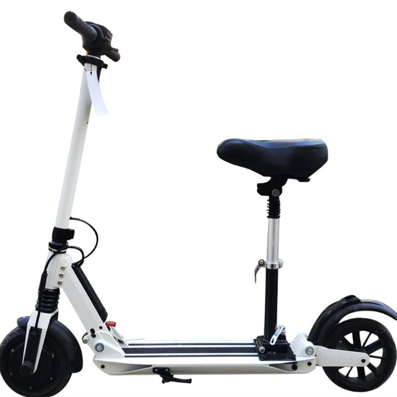 24V 250w Samsung 8.8A electric double seat mobility scooter