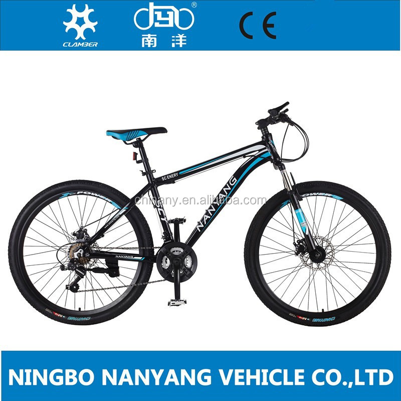 Mountain Bike Type And Aluminum Fork Material Bicicletas Mountain ...