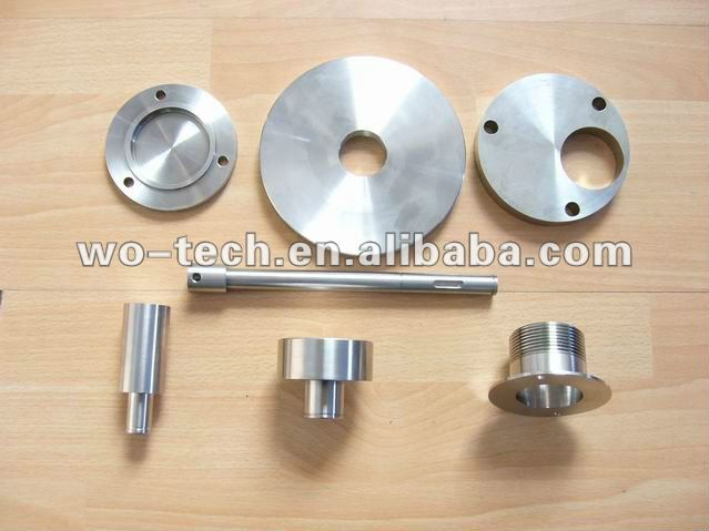 Customized high precision steel CNC machining turning parts custom cnc aluminum parts for auto