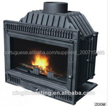 how to build a indoor wood burning fireplace