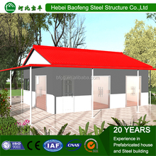 Heat Insulated Prefabricated 1 Bedroom Mobile Homes House Design In Nepal  Low Cost Portable Modular Homes