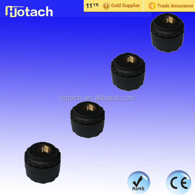 Special design digital car devices TPMS with 4 small and lighter sensor