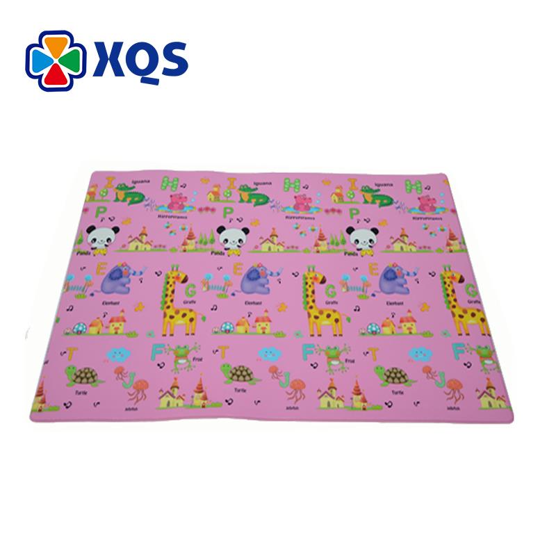 Nouvelle couverture jouet éducatif TPU bébé tapis de jeu X6001 adapté aux besoins du client