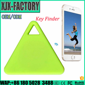 Top 3 factory!good quality Bluetooth Tracker for Kids Key Pet Dog smart key finder anti lost