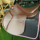 stainless steel fittings rocking horse saddles with good price