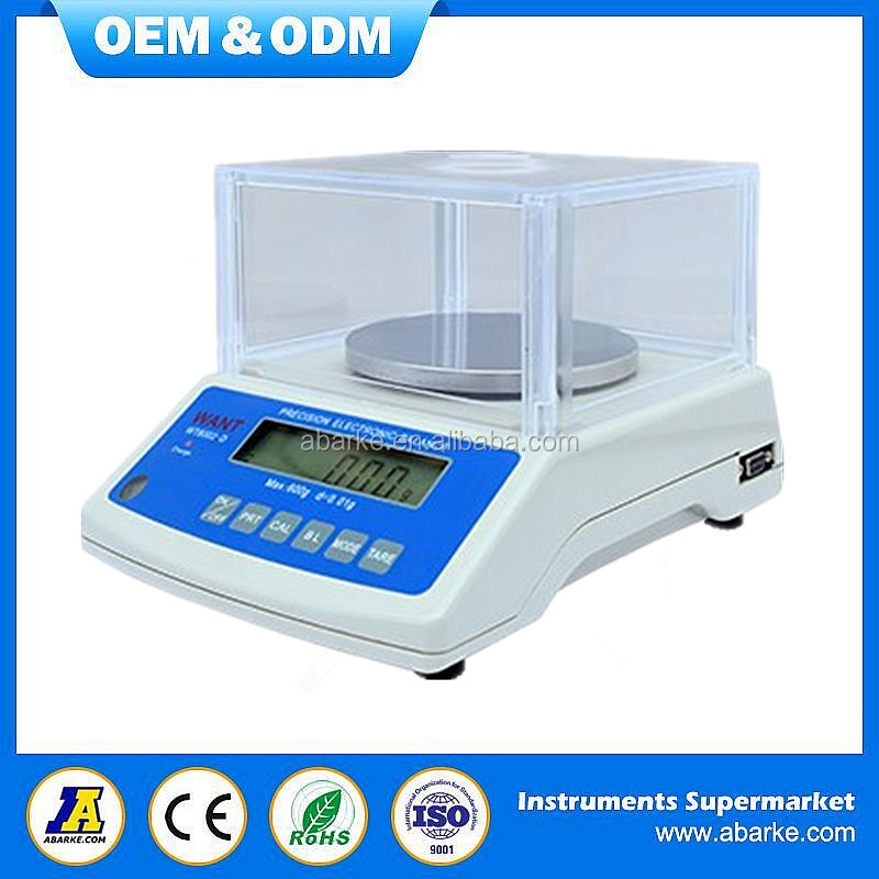 600g Electronic Analytical Scales 0.01g Chemical Electronic <strong>Balance</strong>
