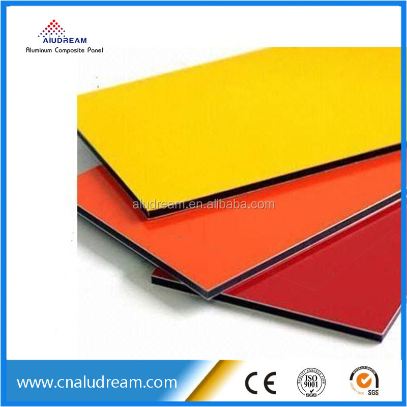 China manufacture reynobond aluminum composite panel acp sheet