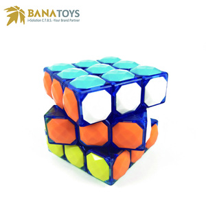 Educational magic puzzle speed cube 3*3*3