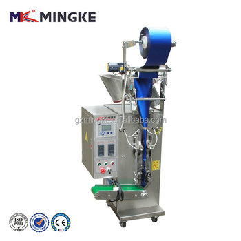 MK-60P troche plastic wrap packaging machinery