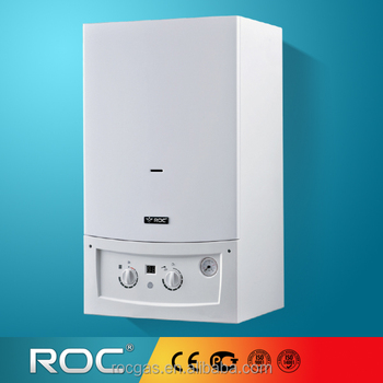 China Roc Wall Hung Gas Combi Boiler(heating And Hot Water Boiler ...
