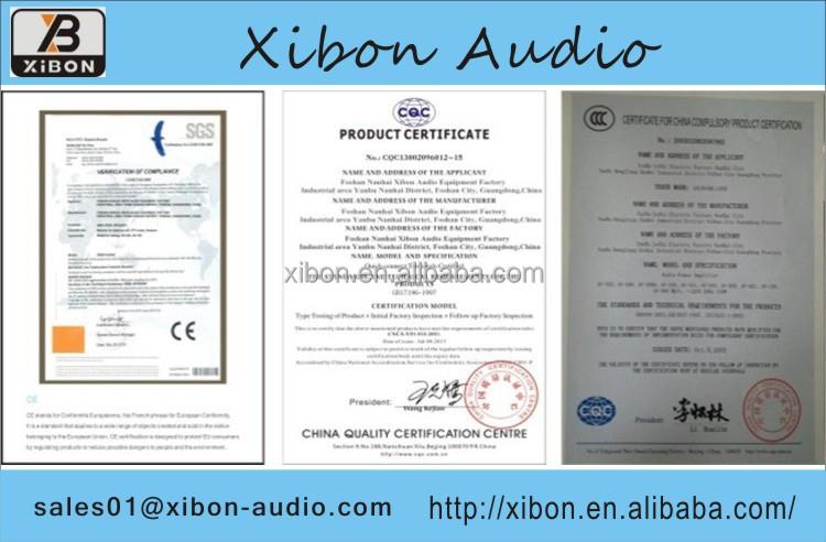 Max-7200 3u 1250w China Manufacturer Professional Power Amplifier ...